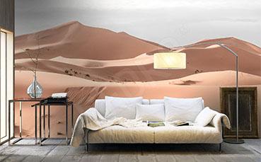 Fototapeta pustynia do salonu