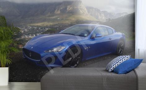 Fototapeta samochód wyścigowy