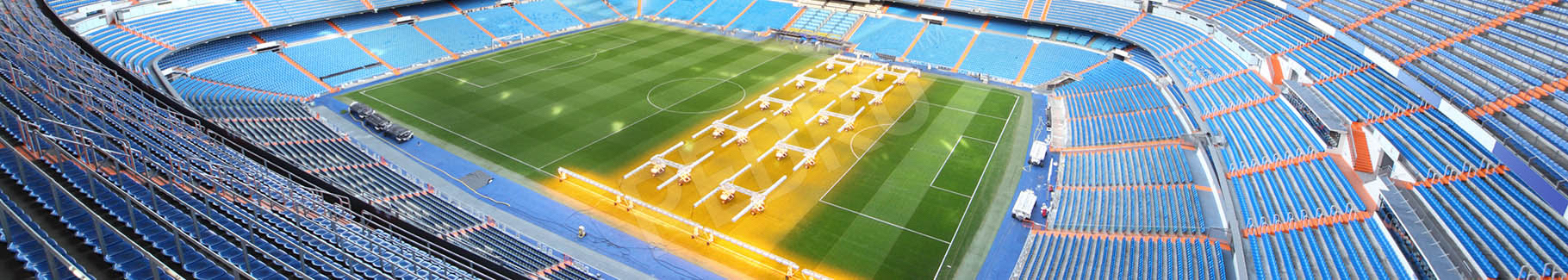 Fototapeta stadion 3D