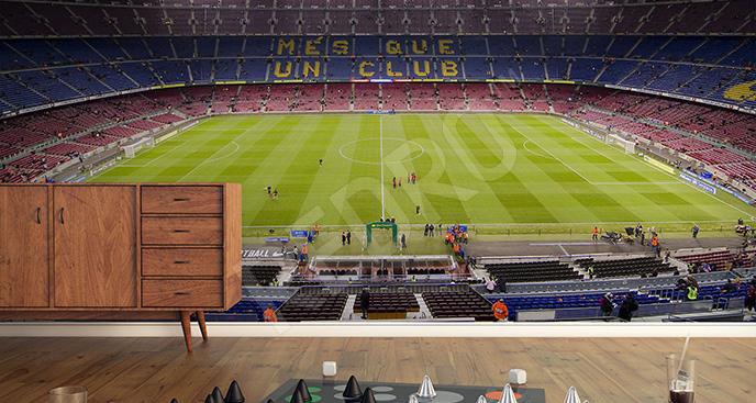 Fototapeta stadion Barcelony