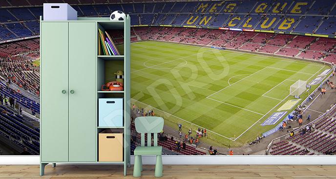 Fototapeta stadion Camp Nou