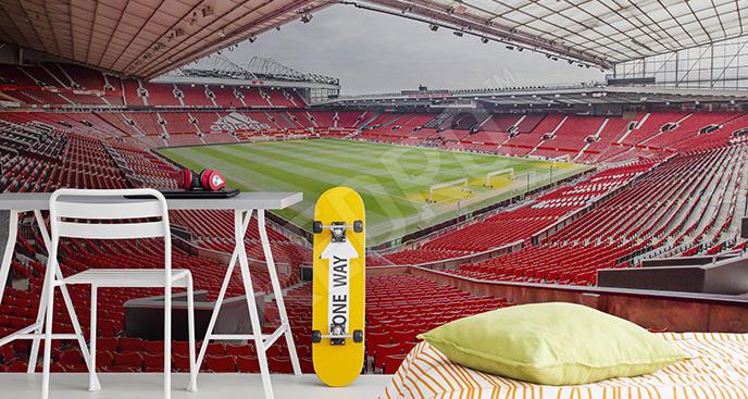 Fototapeta stadion do pokoju nastolatka