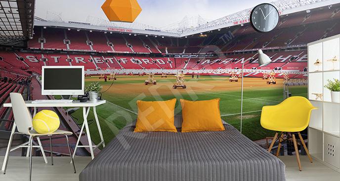 Fototapeta stadion Manchesteru United