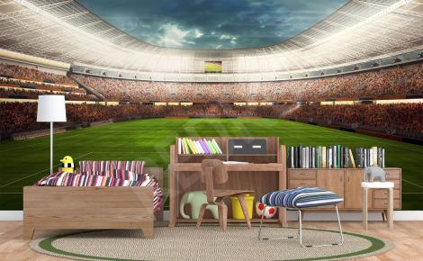 Fototapeta stadion panorama