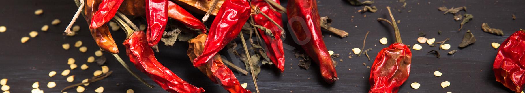 Fototapeta suszone chili