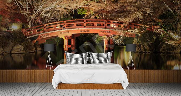Fototapeta świątynia w Japonii