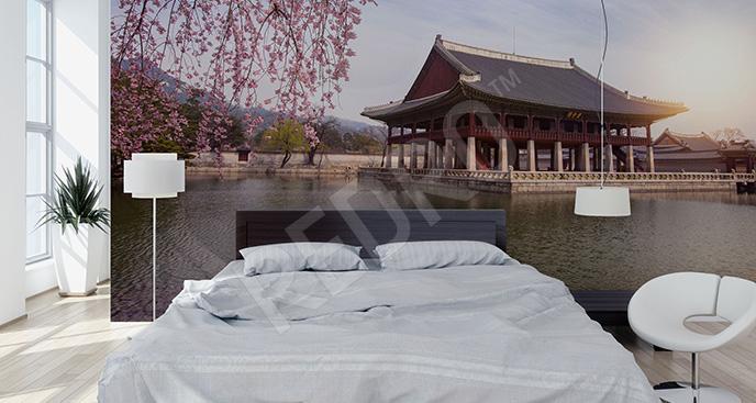 Fototapeta świątynia w Korei