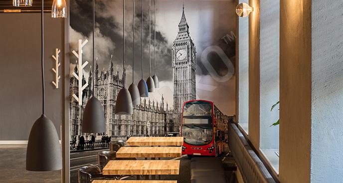 Fototapeta symbole Wielkiej Brytanii