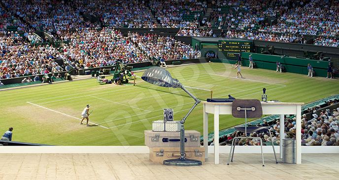Fototapeta tenis Wimbledon
