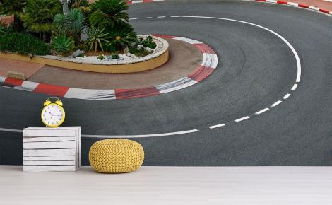 Fototapeta tor Formuły 1