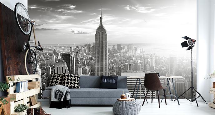 Fototapeta widok na Nowy Jork