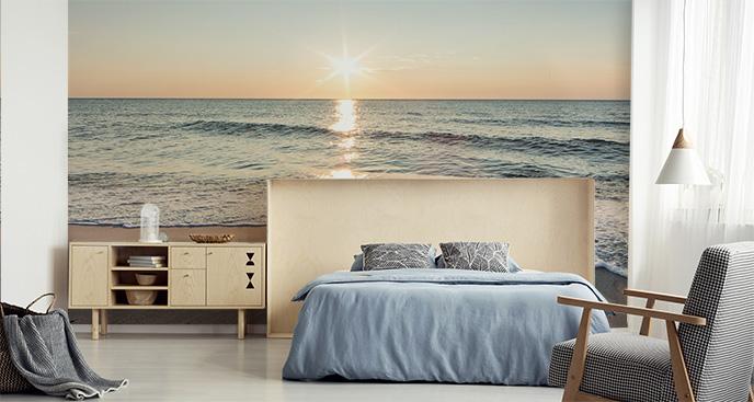 Fototapeta do sypialni latarnia morska
