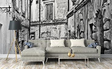 Fototapeta włoska architektura