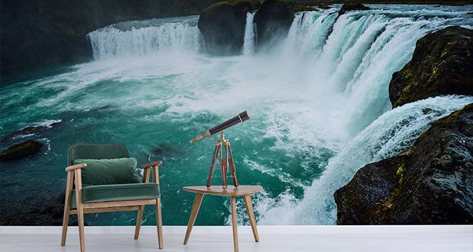 Fototapeta Wodospad Bogów