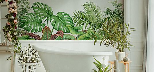 Rośliny we wnętrzach – przyjazny wystrój, który koi zmysły