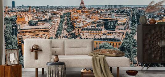 Najlepsza fototapeta z Paryżem – poznaj naszych faworytów!