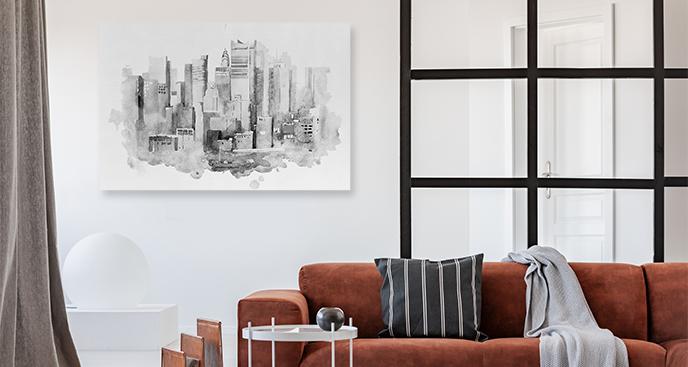 Obraz architektura miasta