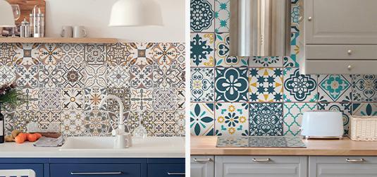 Mozaika samoprzylepna – dekoracja, która odmieni każdą kuchnię i łazienkę
