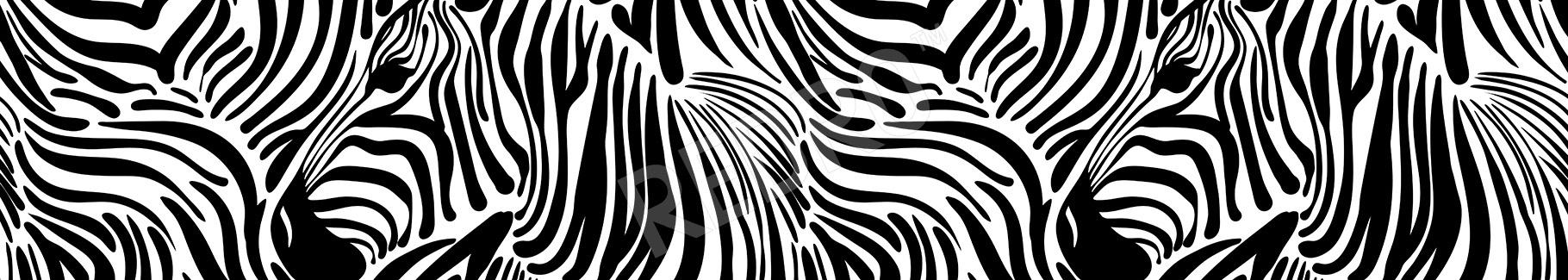 Naklejka paski zebry