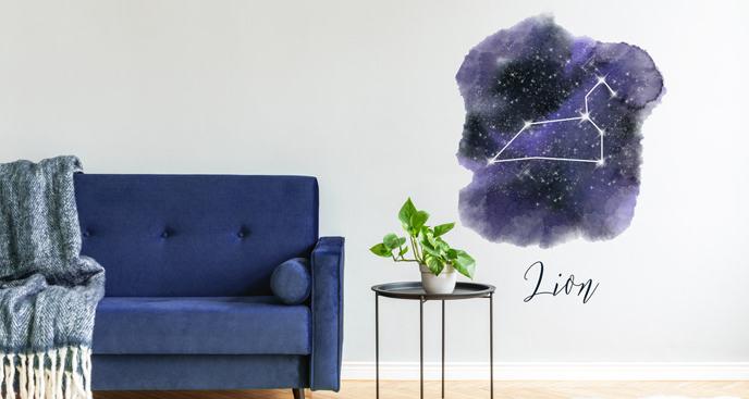 Naklejka znak zodiaku
