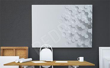 Obraz 3D minimalizm