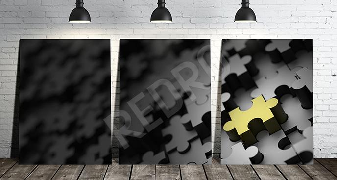 Obraz 3D puzzle