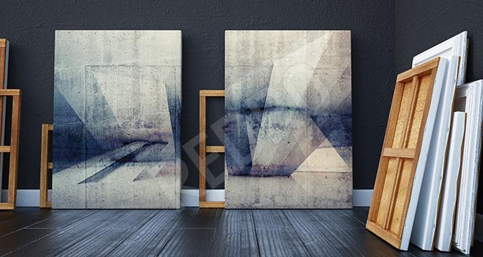 Obraz abstrakcyjna tekstura