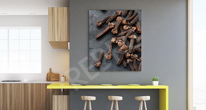 Obraz aromatyczne goździki