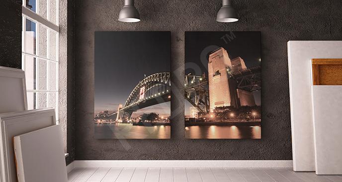 Obraz Australia most w Sydney