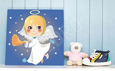 Obraz bajkowy anioł dla dzieci