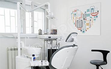 Obraz do dentysty ikony