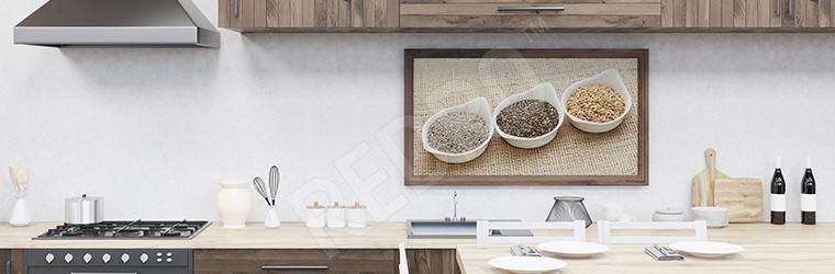Obraz do kuchni nasiona