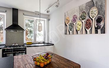 Obraz do kuchni przyprawy