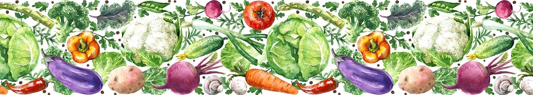 Obraz do kuchni warzywa