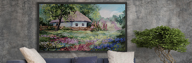 Obraz do salonu malarstwo