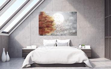 Obraz do sypialni drzewo
