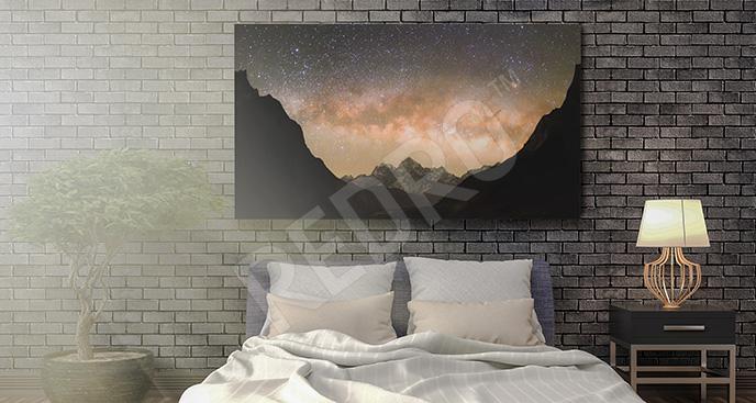 Obraz Droga Mleczna