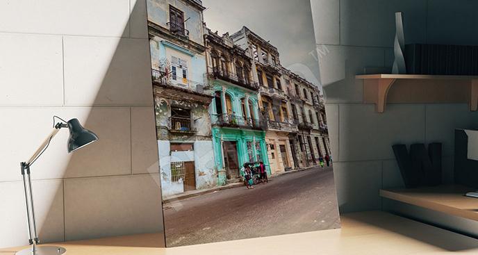 Obraz dzielnica Old Havana