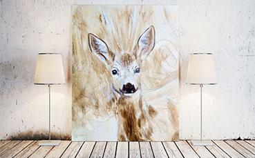 Obraz dzikie zwierzę