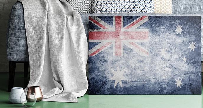 Obraz flaga Australii