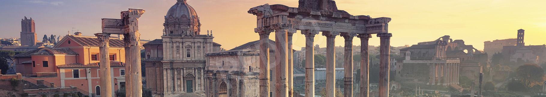 Obraz Forum Romanum