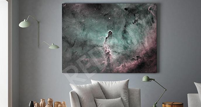 Obraz Gwiazdozbiór Cefeusza