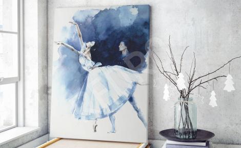 Obraz klasycyzm baletnica