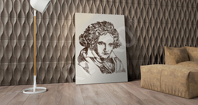 Obraz klasycyzm portret