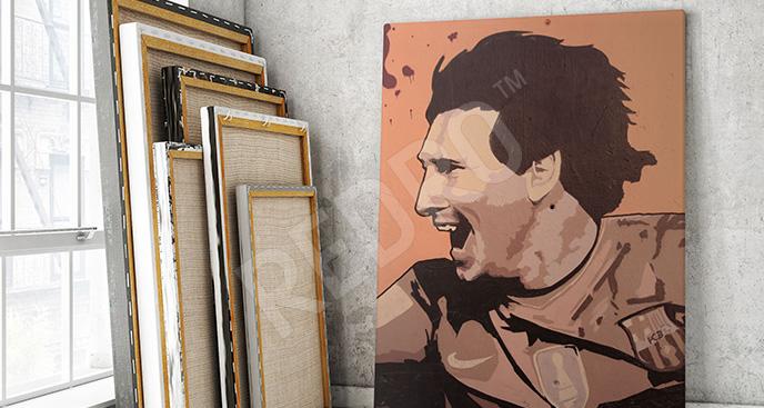 Obraz Leo Messi