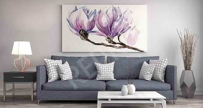 Obraz magnolia wiosenna