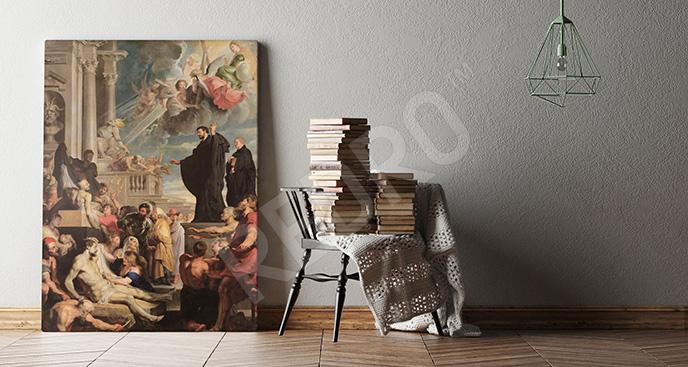 Obraz malarstwo barokowe