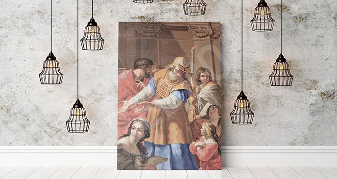 Obraz malarstwo renesansowe