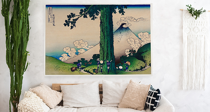 Obraz Mishima Pass