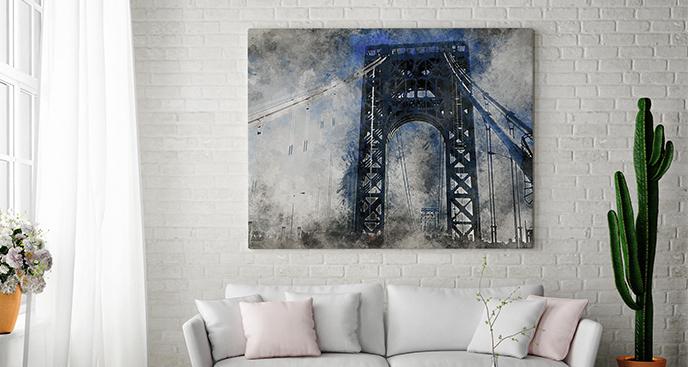 Obraz Most Waszyngtona